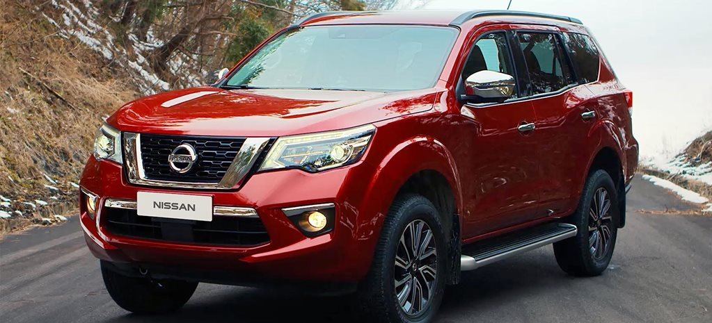 2018 Nissan Terra launched in Asia news