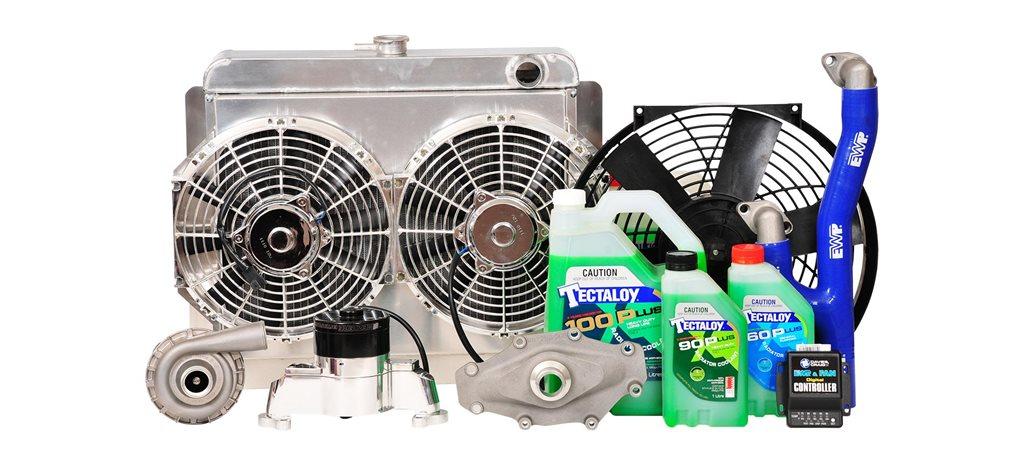 Choosing a 4x4 radiator replacement