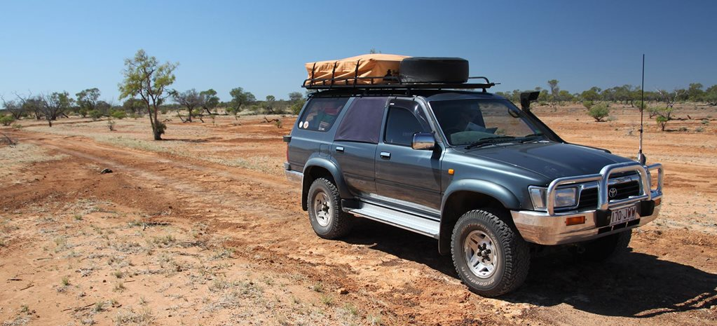 4x4 road trip on the Matilda Highway feature