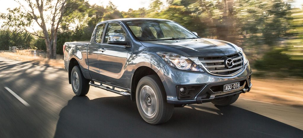 2018 Mazda BT 50 refresh review