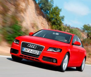 Audi A4 2.0T Quattro review