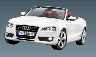 LAUNCHED:Audi A5 Cabriolet
