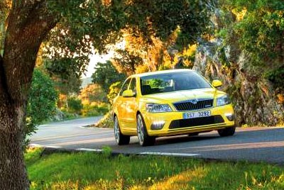 Skoda cuts loose with revised RS Octavia