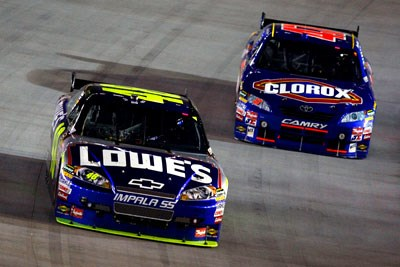 Ambrose nails a terrific third in bruising Bristol NASCAR race