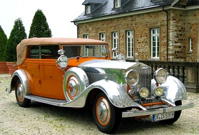 1934 Rolls-Royce poised to become most expensive car