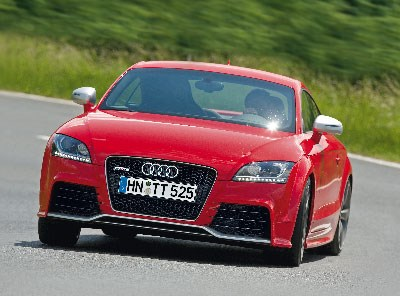 LAUNCHED: Audi TT RS