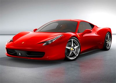 Ferrari hopes 458 Italia will get customers reaching for the platinum Amex card