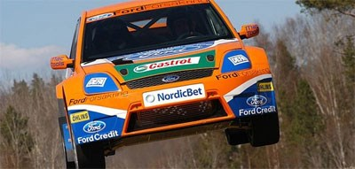 Gronholm to go after Pikes Peak climb record