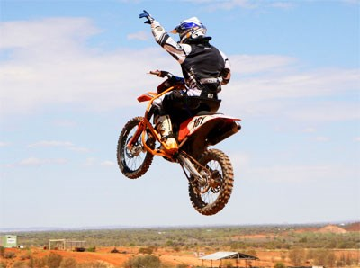 The biggest motor sports event in Australia