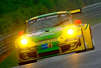 Porsche wins the Ring 24-Hour car buster again
