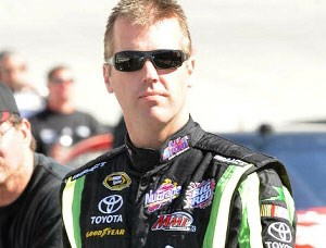 NASCAR driver fails drug test