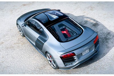 Audi's R8 TDI on the skids?