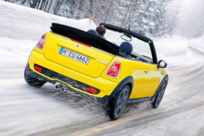 LAUNCHED: Mini Cooper S Cabriolet