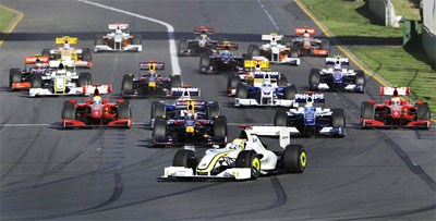 Formula One plan for expansion