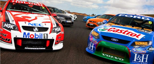 Road v Race: all-Aussie shootout