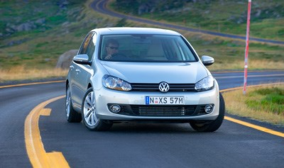 LAUNCHED: Volkswagen Golf VI