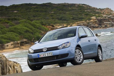VW Golf 103TDI Comfortline