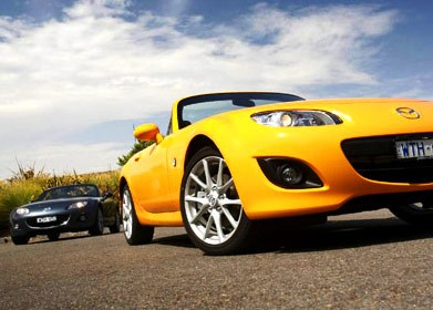 LAUNCHED: MX-5 facelift