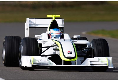 Brawn GP is the new Formula One team