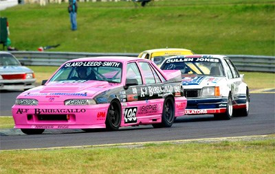 Australian touring cars return to the island