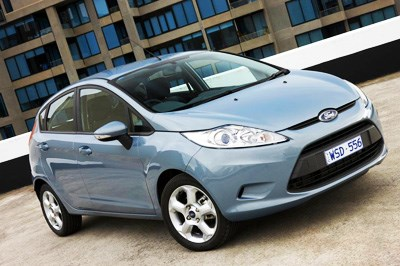This week's Wheels - Ford Fiesta LX