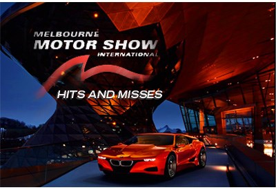 2009 Melbourne Motorshow Hits and Misses