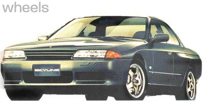 GT-R RETROSPECTIVE: Detuned Skyline goes Euro