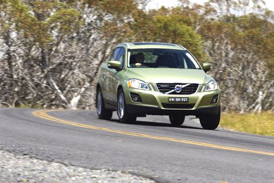 2009 Volvo XC60 review