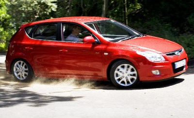 Hyundai i30 CRDi Long Termer - February 2009