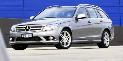 Mercedes-Benz C200K Estate Long Termer - September 2008