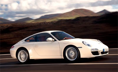 2009 Porsche 911 Carrera revealed