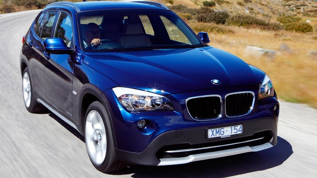2010 BMW X1 Review