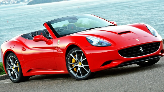 Ferrari profits and sales soar