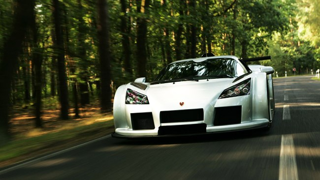 Apollo Gumpert