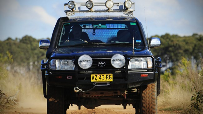 Toyota LandCruiser 100 Series review