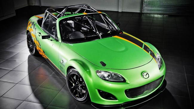 MX-5 GT is championship ready
