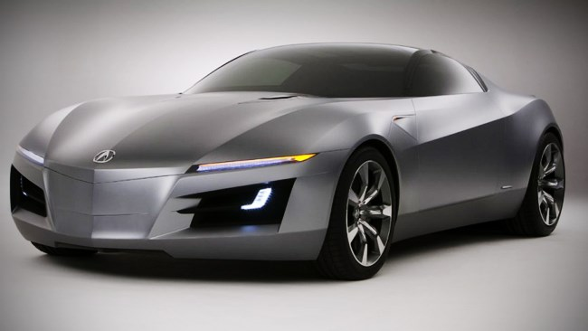 Honda NSX successor in development