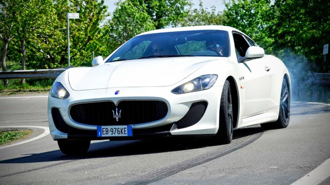 Maserati's Fastest