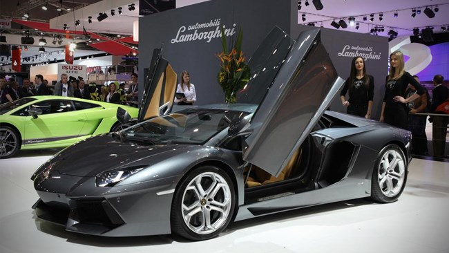 Lamborghini Aventador Launched In Australia