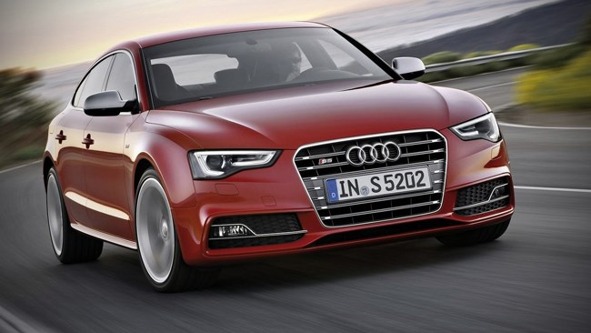 Slim eyes for facelifted S5