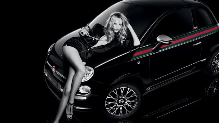 Fiat to Unveil '500 by Gucci'