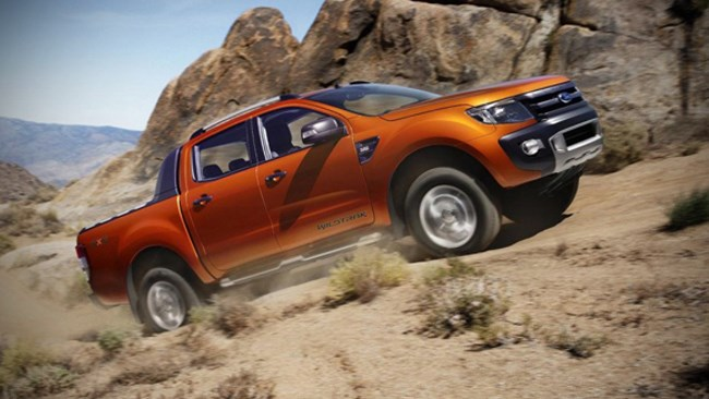 Insight: New Ford Ranger