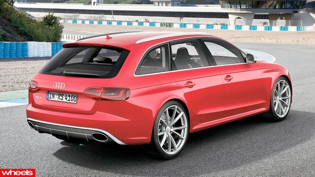 Review: Audi RS4 Avant 2013, driven, wheels magazine, price, interier, pictures