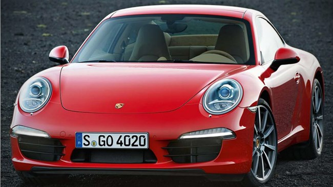 New Porsche 911 is economy leader