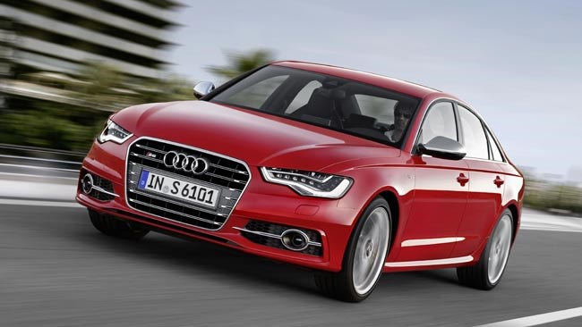 New Audi V8 Debuts in S6, S7 and S8