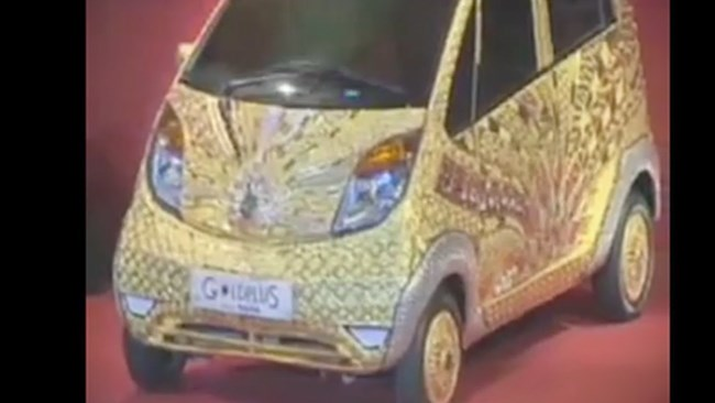 World's cheapest car gets a $4.6m bling makeover