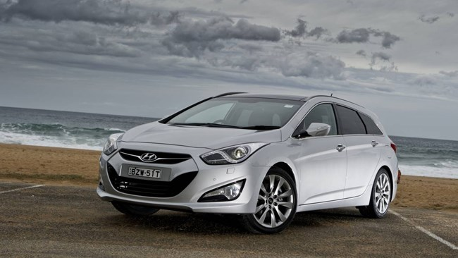 DRIVEN: Hyundai i40 Tourer