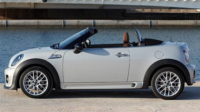 New Mini Roadster