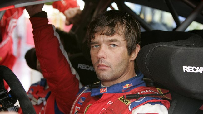Loeb aiming for ninth world rally title