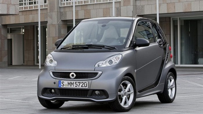 New Smart ForTwo for 2012